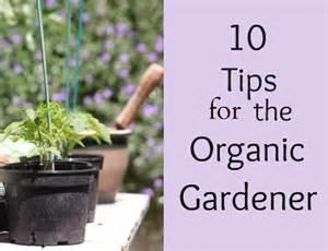 10 tips for the organic gardener flour on my