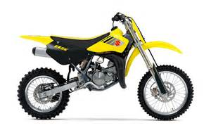 Suzuki Motocross Motocross Magazine Look The 2017 Suzukis Are