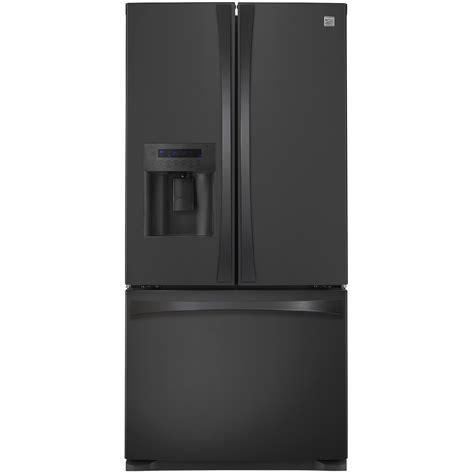 Kenmore Elite 24 Cu Ft French Door Bottom Freezer