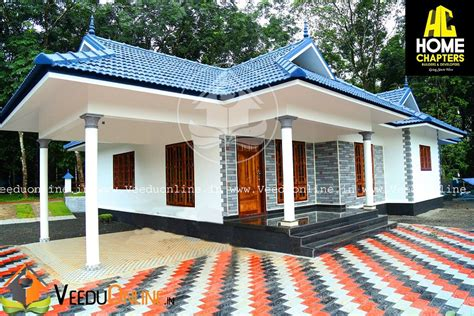 budget home design 2140 sq ft kerala home design and 1700 square feet single floor low budget home design