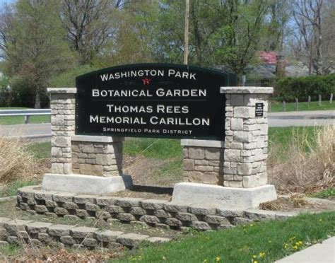 Washington Park Botanical Garden Washington Park Botanical Gardens Springfield Il Top Tips Before You Go Tripadvisor