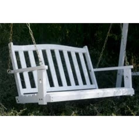 porch swing cushions 5ft adirondack chairs aust 5ft porch swing chain included