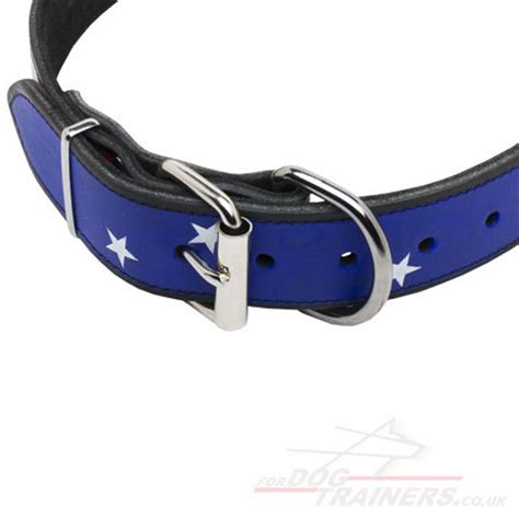 unique collars unique collar american pride handpainted