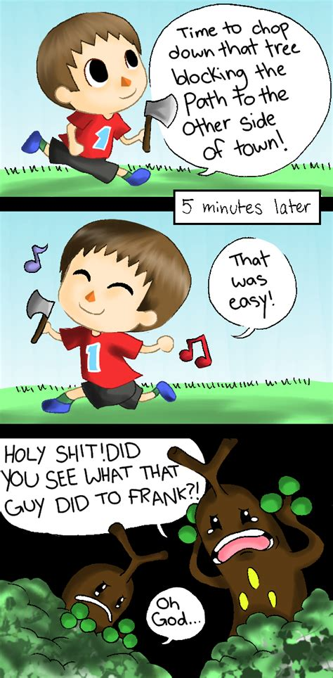 Animal Crossing Villager Meme - animal crossing villager by randomninjakitty on deviantart