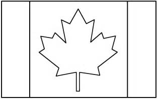 canada coloring getcoloringpages