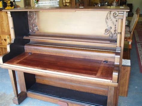 where can i dump my old sofa antique piano made into a desk cool furniture redo