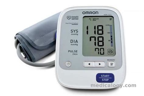 Tensimeter Manual Dan Digital jual omron tensimeter digital hem 7211 murah