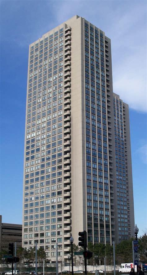 Apartments Near Boston Harbor Harbor Towers Construction Increases Rentals