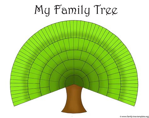 family tree template large family tree template charts