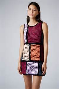 swinging sixties dresses topshop crochet patch dress