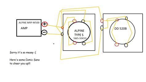28 crutchfield dvc wiring diagram alpine type r swr