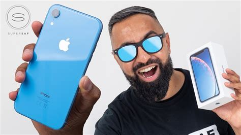 iphone xr unboxing youtube