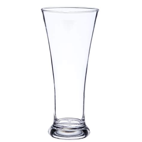barware online get p 12 p12 12 oz san plastic pilsner glass