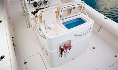 boat livewell seal mako 284 center console 2013 all boaters powered by