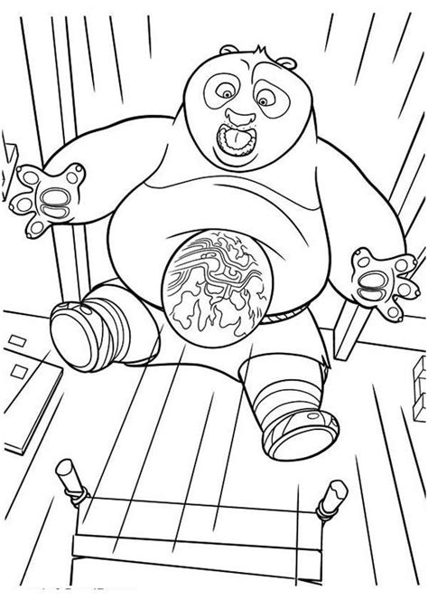 kung fu panda coloring page coloring home kung fu panda 2 coloring pages coloring home