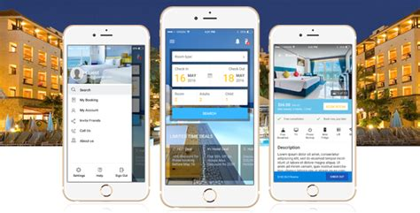 design hotels app the mobile app design for online hotel booking hotel tonight