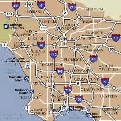 los angeles california tourist destinations