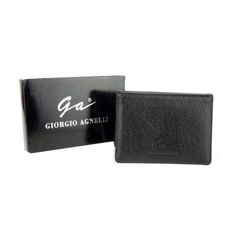 Dompet Pria Merk Giorgio Agnelli Original jual giorgio agnelli ga milling 00369 dompet kartu pria black harga kualitas