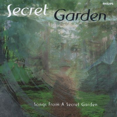 Song From A Secret Garden by Songs From A Secret Garden Secret Garden Songs