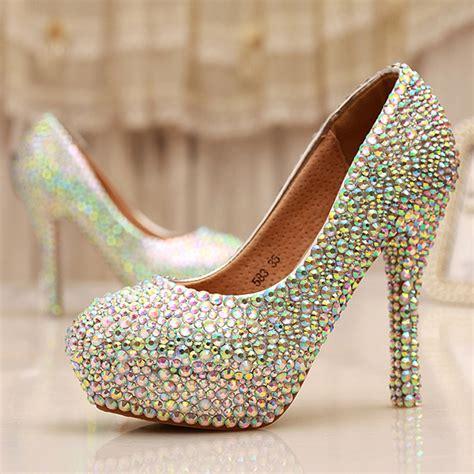 cinderella shoes nightclub high heel platform