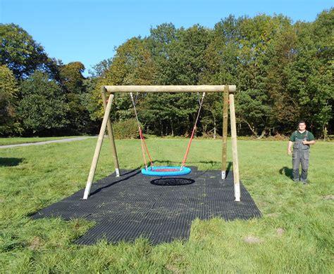 swing description wooden basket swing children s play equipment caledonia