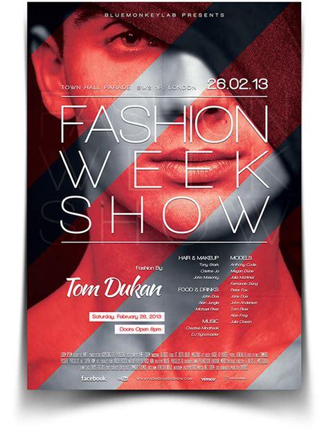flyer design on behance fashion flyer poster on behance