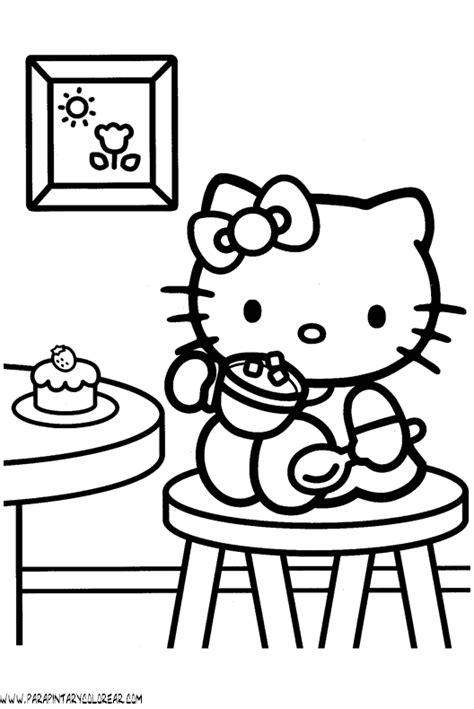 dibujos para pintar hello kitty pin hello kitty 003 034 539471210351729 032 on pinterest