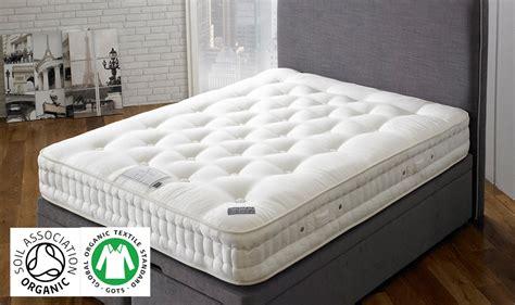 organic futon mattress uk pure 1500 organic certified mattress