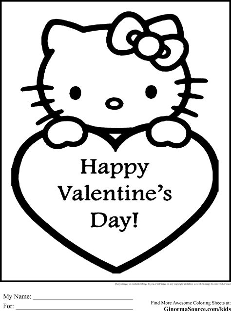 coloring page for s day valentines day coloring pages bestofcoloring