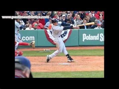pro baseball swing slow motion evan longoria home run slow motion hitting mechanics