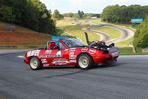 drift cars mighty miata diesel drift car