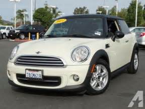 Mini Cooper California 2013 Mini Hardtop Cooper Escondido Ca For Sale In