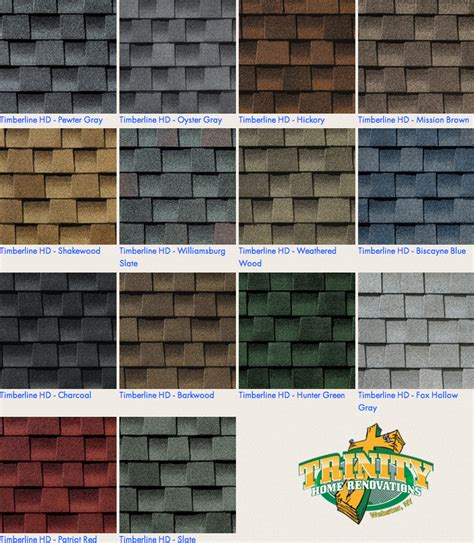 timberline shingles color chart timberline shingles color chart gaf residential roofing