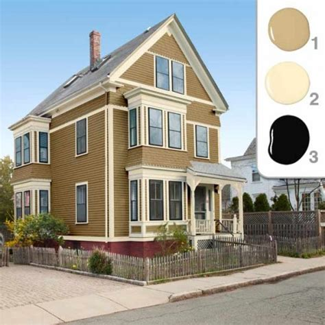 choosing the home exterior paint colors
