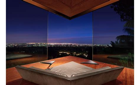 jimmy goldstein house lacma abides john lautner designed residence marks first gift of architecture to