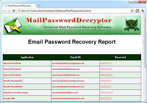 email yahoo for password recovery yahoo password recovery tool