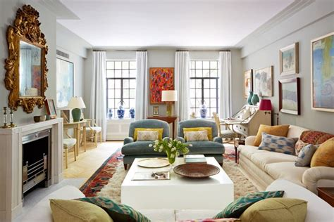 Candice Home Decorator art deco living room in manhattan living room design