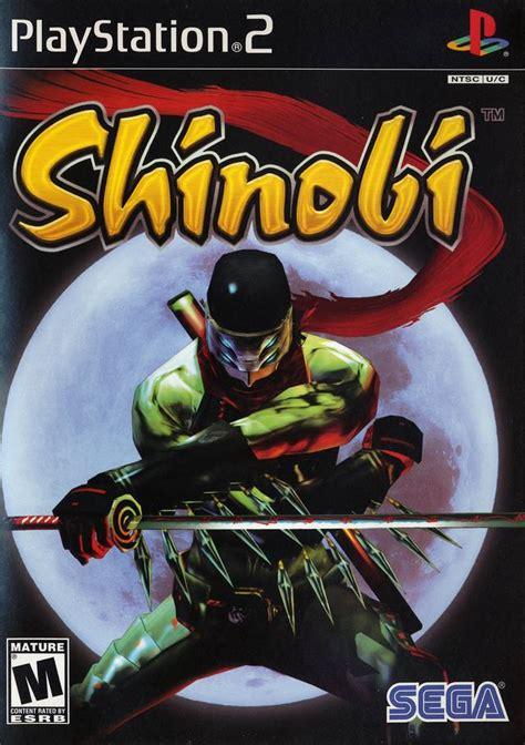 Shinobi (USA) (En,Ja) ISO Emuparadise Ps2 Emulator