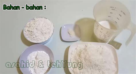 cara membuat gemblong ketan putih gula pasir asahid