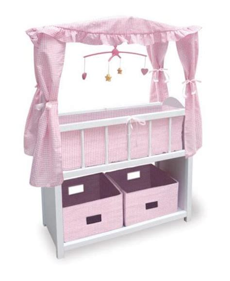 Doll Changing Table Doll Changing Table W Folding Baskets