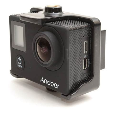 Andoer 4K action camera review ? The Gadgeteer