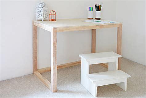 how to build a simple desk home made by carmona original and creative home decor