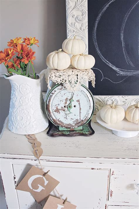 vintage fall decorations antique farmhouse decor for fall