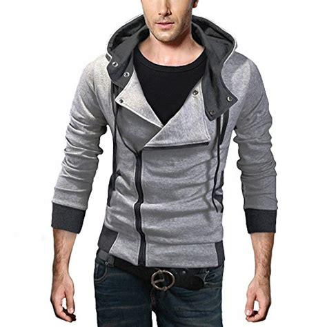 Sweater Abu Abusweater Wwfhoodiezipper djt s oblique zipper hoodie casual top coat slim fit