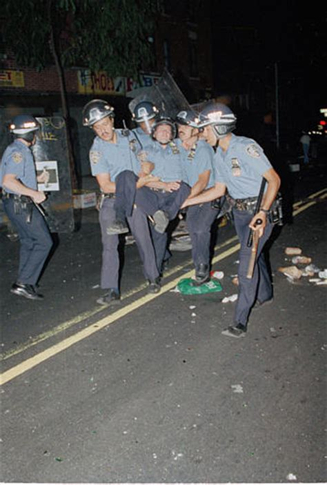 crown heights riots  pictures abcnycom