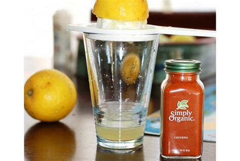 Apple Cider Vinegar Lemon Cayenne Pepper Detox Reviews by Morning Detox Using Lemon Cayenne Pepper And Apple Cider