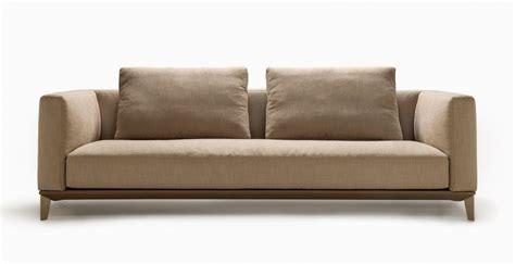 two seater sofa in fabric mix bowie alberta salotti