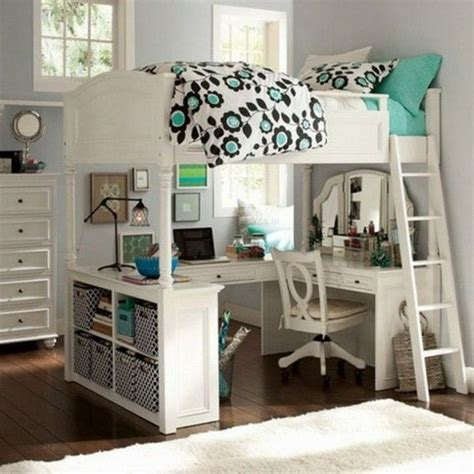 bunk beds for teenagers with desk awesome loft beds with desk for resized loft