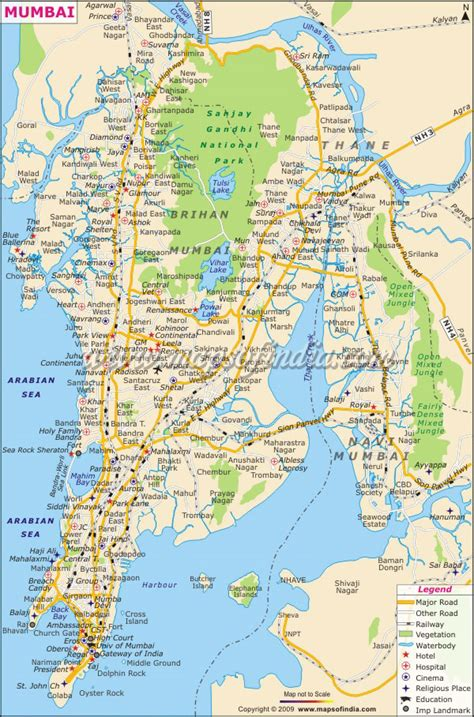 mumbai map twitsnaps zoom for a detailed map of mumbai city http uurl in 9vfwj