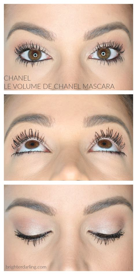 Volume Mascaras Reviews by Chanel Le Volume De Chanel Vs Maybelline Lash Sensational